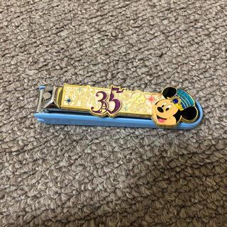 ディズニー(Disney)のDisney35周年 ミッキー爪切り(爪切り)