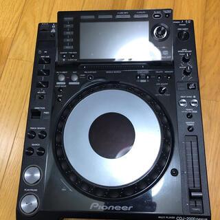 パイオニア(Pioneer)のPIONEER CDJ-2000nexus(CDJ)