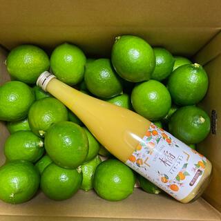国産レモン 話題のマイヤーレモン4kg +ストレート果汁720mml(フルーツ)