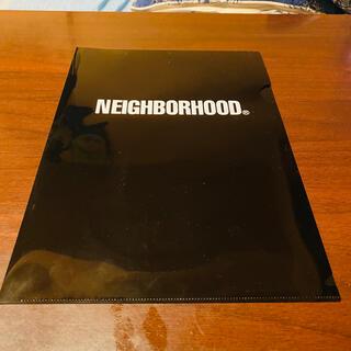 ネイバーフッド(NEIGHBORHOOD)のネイバーフッド クリアファイル 2つセット(その他)