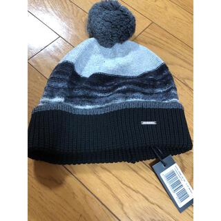 ディーゼル(DIESEL)のニット帽(ニット帽/ビーニー)