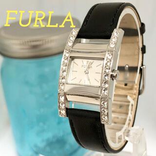 フルラ(Furla)の3 FURLA フルラ時計 レディース腕時計 新品電池 24Pダイヤ!(腕時計)