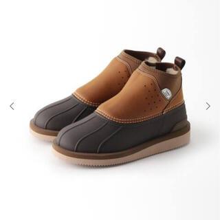ドゥーズィエムクラス(DEUXIEME CLASSE)のDEUXIEMECLASSE suicoke スイコック 新品 ブラウン 36(ブーツ)