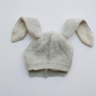 キャラメルベビー&チャイルド(Caramel baby&child )のoeuf ウフ / ANIMAL HAT (rabbit)(帽子)