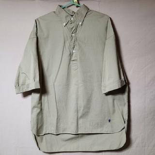 ジムフレックス(GYMPHLEX)のGYMPHLEX 半袖綿シャツ(シャツ/ブラウス(半袖/袖なし))
