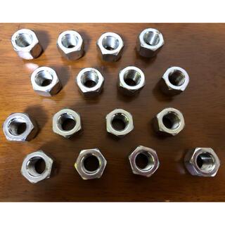 スズキ(スズキ)のスズキ スバル用 自動車用タイヤナット M12XP1.25   16個(タイヤ・ホイールセット)