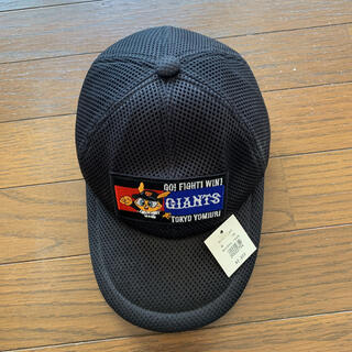 ヨミウリジャイアンツ(読売ジャイアンツ)のジャイアンツ メッシュ帽(キャップ)