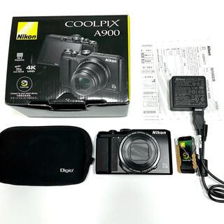 Nikon - 【送料無】Nikon ニコン A900 COOLPIX
