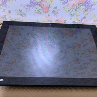 トウシバ(東芝)のジャンク TOSHIBA タブレット A205SB(タブレット)