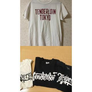 テンダーロイン(TENDERLOIN)のtenderloin テンダーロイン キムタク 本店限定(Tシャツ/カットソー(半袖/袖なし))