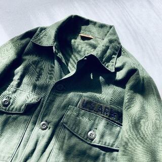 エンジニアードガーメンツ(Engineered Garments)のvintage 米軍 US army 60s OG107ユーティリティシャツ(シャツ)
