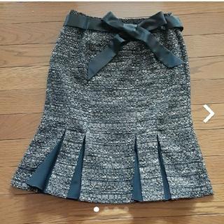 クードシャンス(COUP DE CHANCE)の膝丈スカート(ひざ丈スカート)