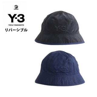 ワイスリー(Y-3)の2020SS Y3 リバーシブル バケットハット FS3322(ハット)
