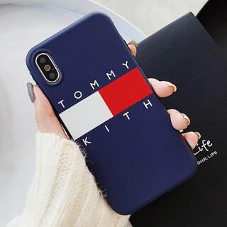 トミーヒルフィガー(TOMMY HILFIGER)のTommy Hilfiger iphone ケース(iPhoneケース)
