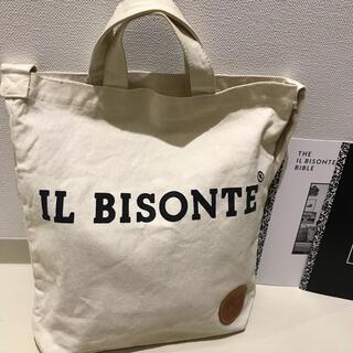 イルビゾンテ(IL BISONTE)のイルビゾンテ キャンパスバック(トートバッグ)