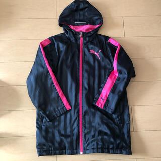 プーマ(PUMA)のプーマ ベンチコート スポーツ 防寒(ジャケット/上着)