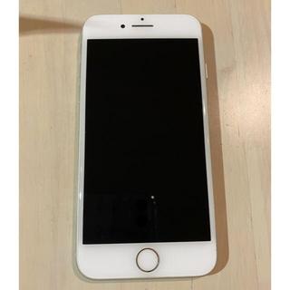 アップル(Apple)のiPhone8 64GB ホワイト【ぽんた様専用】(スマートフォン本体)