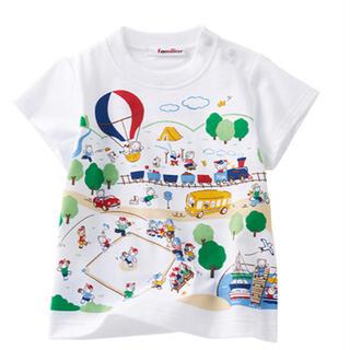 【完売】familiar 70周年限定Tシャツ 90(Tシャツ/カットソー)