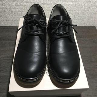 ローファー ブーツ 黒(ローファー/革靴)