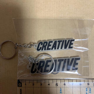 BEAMS - creative drug store keychain 大小セット 蓄光