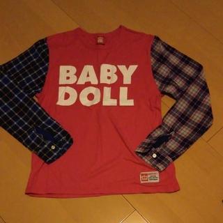 ベビードール(BABYDOLL)のベビードールロングTーシャツ(Tシャツ(長袖/七分))
