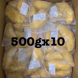今月セール!冷凍ドリアン(500gx  10)(フルーツ)