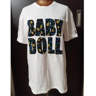 ベビードール(BABYDOLL)の‼️最終値下げ‼️ ベビードール レディース Tシャツ XLサイズ(Tシャツ(半袖/袖なし))