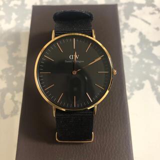 ダニエルウェリントン(Daniel Wellington)のダニエルウェリントン 40mm 腕時計(腕時計(アナログ))