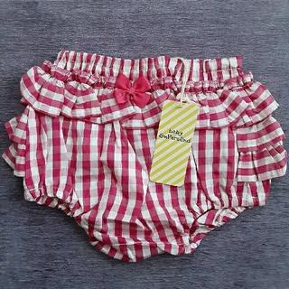 アンパサンド(ampersand)の《新品》baby  ampersandパンツ(size70~90)ピンク(パンツ)