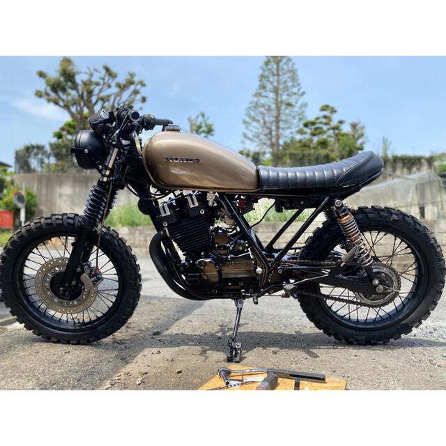 ホンダ(ホンダ)の三品目 レストア完了&フルカスタム HONDA GB250 クラブマン 自動車/バイクのバイク(車体)の商品写真