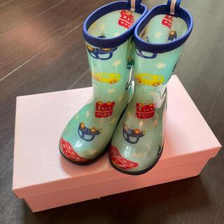 ミキハウス(mikihouse)のミキハウス 長靴 15センチ(長靴/レインシューズ)