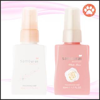 サムライ(SAMOURAI)のサムライウーマン フレグランスミスト 50mL×2本(香水(女性用))
