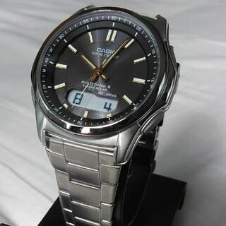 カシオ(CASIO)のCASIO 電波ソーラー マルチバンド6 フリー中留 正規品 未使用(腕時計(アナログ))