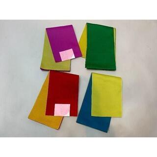 半幅帯 袴下帯 4種類の中から1つ選べます リバーシブル NO201104-01(浴衣帯)