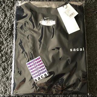 サカイ(sacai)のsacai NIKE tシャツ 未使用(Tシャツ/カットソー(半袖/袖なし))