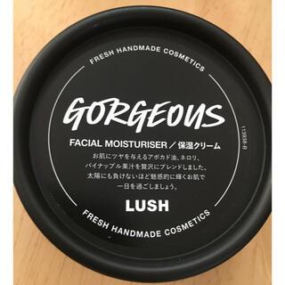 ラッシュ(LUSH)のLUSH ミスゴージャス 45g ラッシュ 保湿クリーム フェイスクリーム(フェイスクリーム)