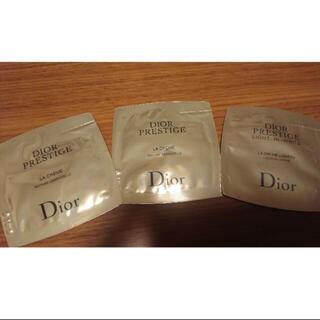 クリスチャンディオール(Christian Dior)のディオール プレステージ ラクレーム クリーム サンプル(フェイスクリーム)