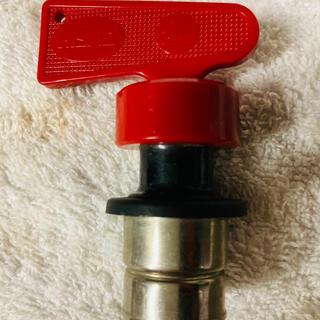 ニッサン(日産)の日産 ニスモ キルスイッチ 赤色 シガーライター R34 S15 R35 S14(車内アクセサリ)