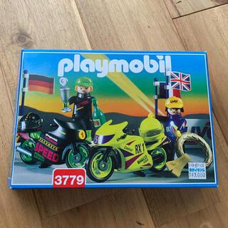 レゴ(Lego)のプレイモービル バイク 表彰台(その他)