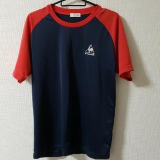 ルコックスポルティフ(le coq sportif)のルコック 半袖 Tシャツ Mサイズ ジム スポーツ 運動 トップス サッカー(ウェア)