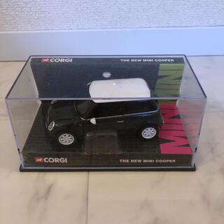 ビーエムダブリュー(BMW)のMINI ミニクーパー ミニカー グリーン(ミニカー)