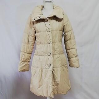 スーナウーナ(SunaUna)の美品スーナウーナの丸襟の可愛らしい厚手のコート、サイズ38、M。SUNAUNA (その他)