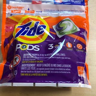 タイドポッズ スプリング メドウ 洗濯洗剤 (洗剤/柔軟剤)