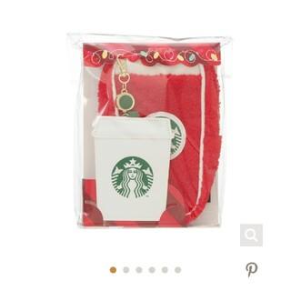 スターバックスコーヒー(Starbucks Coffee)のスタバ  ホリデー2020ペンシルケース&パスケース(ペンケース/筆箱)