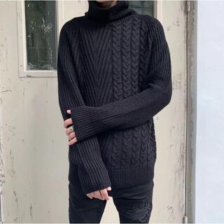 ハイダーアッカーマン(Haider Ackermann)のhaider ackermann 20ss  セーター(ニット/セーター)