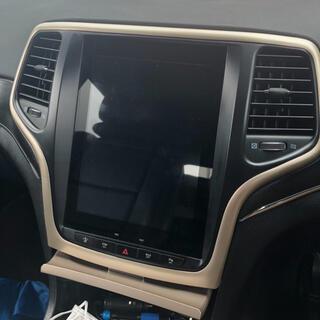 jeep grand cherokee グランドチェロキー android ナビ(カーナビ/カーテレビ)