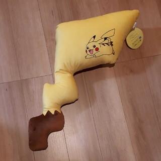 ポケモン(ポケモン)のピカチュウ 抱き枕 しっぽ(ぬいぐるみ)