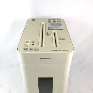アイリスオーヤマ(アイリスオーヤマ)のアイリスオオヤマ シュレッダー PS8HMI(オフィス用品一般)