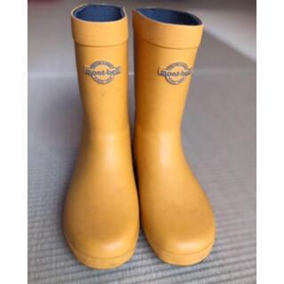 モンベル(mont bell)のmont-bell 長靴19.0センチ レインブーツ(長靴/レインシューズ)