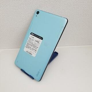 キョウセラ(京セラ)の727 ジャンク au KYT32 Qua tab QZ8(タブレット)